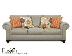 Attirant Ageless Gray Sofa Bed Sleeper, Nebraska Furniture Mart, Living Room Sofa,  Living Room