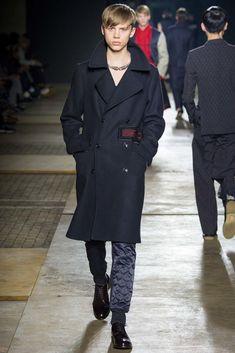 Dries Van Noten Fall 2015 Menswear Collection - Vogue