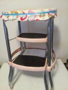 Costco Vintage stool