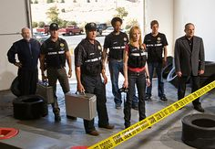 CSI- still prefer the original cast. I miss Grissom and Warrick....