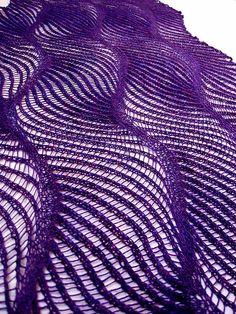 Ravelry: Sound of Waves pattern by Kieran Foley