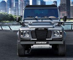 BRABUS STARTECH SIXTY8 Is Land Rover Defender 110 Sendoff Special – Car-Revs-Daily.com