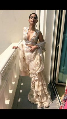 Cannes 2015: Sonam ready to scorch the red carpet in a saree
