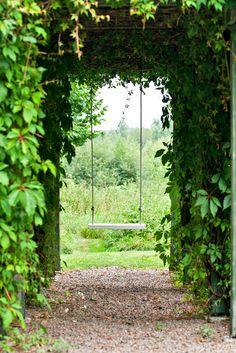 Swing. Eket, Sweden