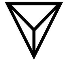 dragons god eye symbols   Dragon's Eye—Ancient Germanic symbol. Combines triangle, meaning ...
