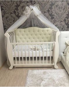 Cribs, Bed, Furniture, Home Decor, Ideas, Cots, Decoration Home, Bassinet, Stream Bed