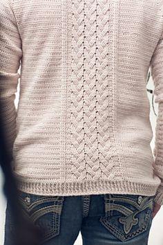 Ravelry: Telegraph Sweater pattern by Peter Franzi