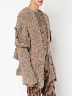 VIVIENNE WESTWOOD - Knit Wool-Alpaca Jacket - 5576-255-1010 - H. Lorenzo