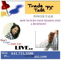 Join Us on the call/webinar tonight @ 7pm