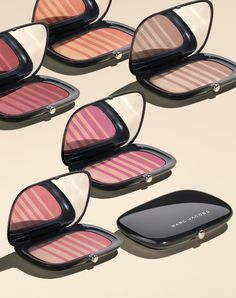 Shop the Air Blush Soft Glow Duo at Marc Jacobs Beauty. Like a gauzy gown, this draping Marc Jacobs blush is infused with air to drape your cheeks in color. Sephora, Vintage Cigarette Case, Marc Jacobs Dress, Latest Makeup, Blush Brush, Celebrity Makeup, L'oréal Paris, Natural Glow, Natural Hair