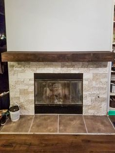 build a fireplace mantels learn how to make your own rustic fireplace mantel easy wood mantel building fireplace mantels book Diy Mantel, Rustic Mantel, Wood Mantle, Diy Rustic Decor, Mantel Ideas, Mantel Shelf, Wood Shelf, Rustic Wood, Diy Wood