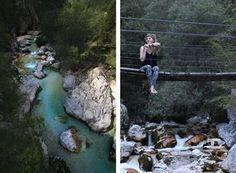 Das Soca-Tal in Slowenien ist perfekt für dein nächstes Microabenteuer in Europa! Hier findest Du alle Highlights für deine nächste Reise! Roadtrip, Trail, Highlights, To Go, Camping, World, Places, Painting, Traveling