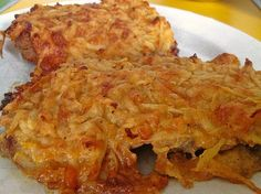 Schnitzel in Kartoffelpufferkruste (Rezept mit Bild) | Chefkoch.de