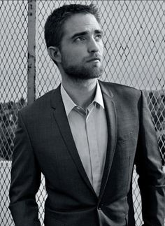 Robert Pattinson in Harper's Bazaar – Arabia