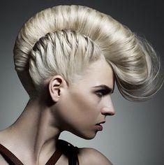STYLING Model Hair ≈ :: Avant Garde