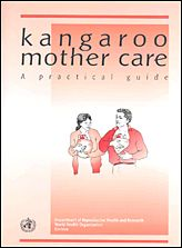 A practical guide to Kangaroo Mother Care (KMC).  This is a natural approach to care for all newborns, especially premature and fragile babies, which includes skin-to-skin contact, promotion of lactation and early breastfeeding, improvement of baby's physiological stability & outcomes, and support of the mother-baby dyad.  HIGHLY RECOMMENDED by pediatric hospitals!