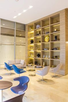 Loop Lounge Low In Hotel Holiday Colombia #Infinitidesign