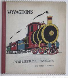 Premières images en tissu lavable / Editions Cocorico,  collections numérisées dans Gallica, Fonds Heure Joyeuse (Paris)