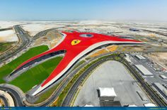 Abu Dhabi - Ferrari World