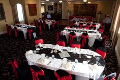 Black Red And White Wedding Decorations Black And White Wedding Decoration Ideas