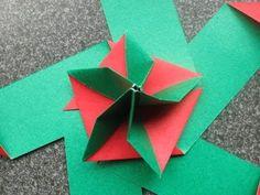 origami - modular - kusudama - whip - tutorial - dutchpapergirl