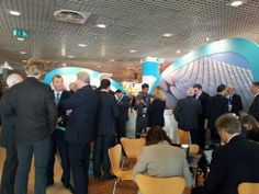 #MIPIM2014 Day 2: A busy Greater Birmingham stand