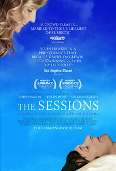 The Sessions (such a different role for John Hawkes!)
