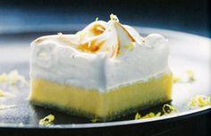 Forkæl dine gæster og dig selv med en luftig og frisk citrontærte, som egner sig…