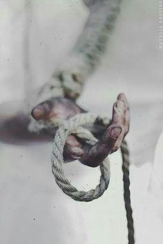 Rope, stowaway, Eliza