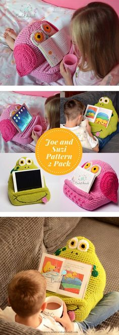 Baby Knitting Pattern Want to crochet a useful project for your children or grandkids that they'll actually use? Crochet Diy, Crochet Amigurumi, Crochet Home, Crochet Gifts, Crochet For Kids, Crochet Dolls, Crochet Bear, Baby Knitting Patterns, Crochet Patterns