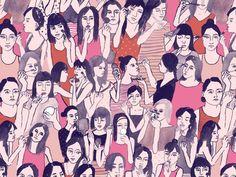 Mujeres, actualidad. :L