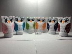 So many owls! by StephsSewingBasket on Etsy