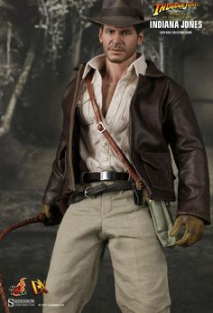 Hot Toys : Indiana Jones – Raiders of the Lost Ark - Indiana Jones 1/6th scale Collectible Figure
