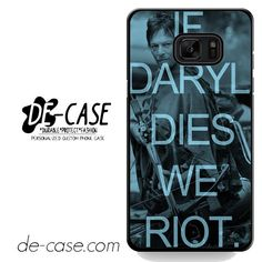 If Daryl Dies DEAL-5524 Samsung Phonecase Cover For Samsung Galaxy Note 7
