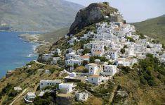 La isla de Skiros, Islas Espóradas, Grecia, Islas Griegas