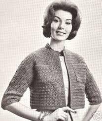 Image result for knitted bolero pattern