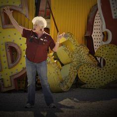 VEGAS :: the neon sign boneyard