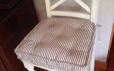 Chair Cushions with Shredded Latex