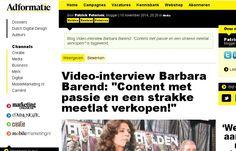 interviewbarendadformatie Marketing Mobile, Online Marketing, Interview, Cases, Videos, Authors