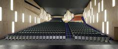 Auditório Municipal de Teulada / Francisco Mangado