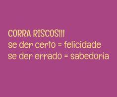 Corra Riscos!!!