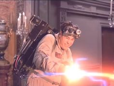 See the original Ghostbusters meet Luke Skywalker http://www.cnet.com/news/see-what-happens-when-the-original-ghostbusters-meet-luke-skywalker/