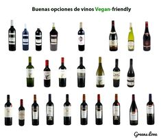 Vinos vegan friendly