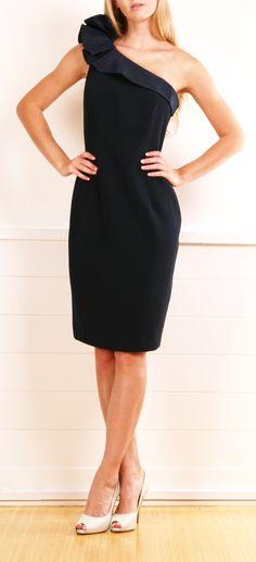 CARMEN MARC VALVO DRESS @Michelle Flynn Coleman-HERS
