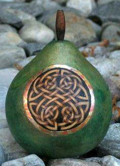 JRA Gourd Art - Fine Crafted Gourds by Jenn Avery