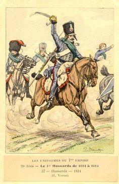1st hussars