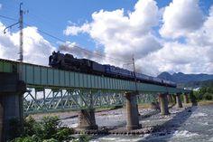 D51 498第一利根川橋梁