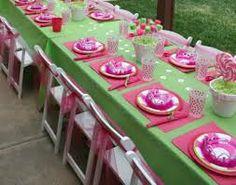 cute pink and green chair ribbons - Google keresés