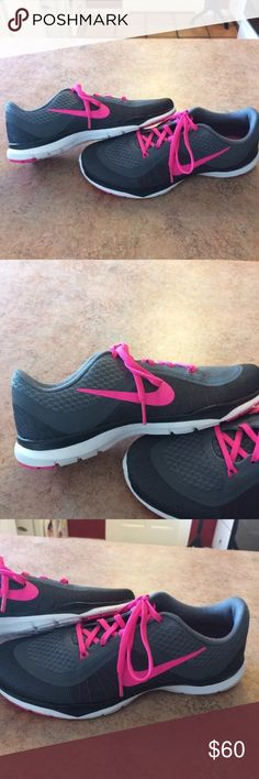 Brand new Women's Nike flex tr 6 Brand new without box Women's Nike flex trainer 6 running shoes Nike Shoes Athletic Shoes