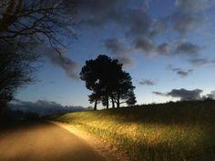 Ciel de soir